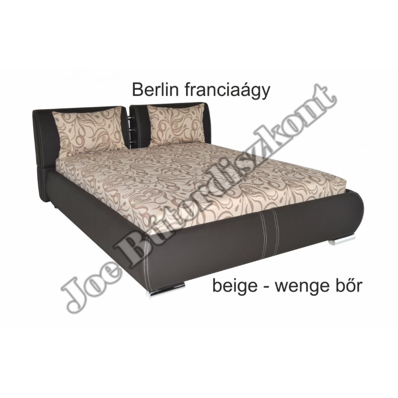 Berlin franciaágy
