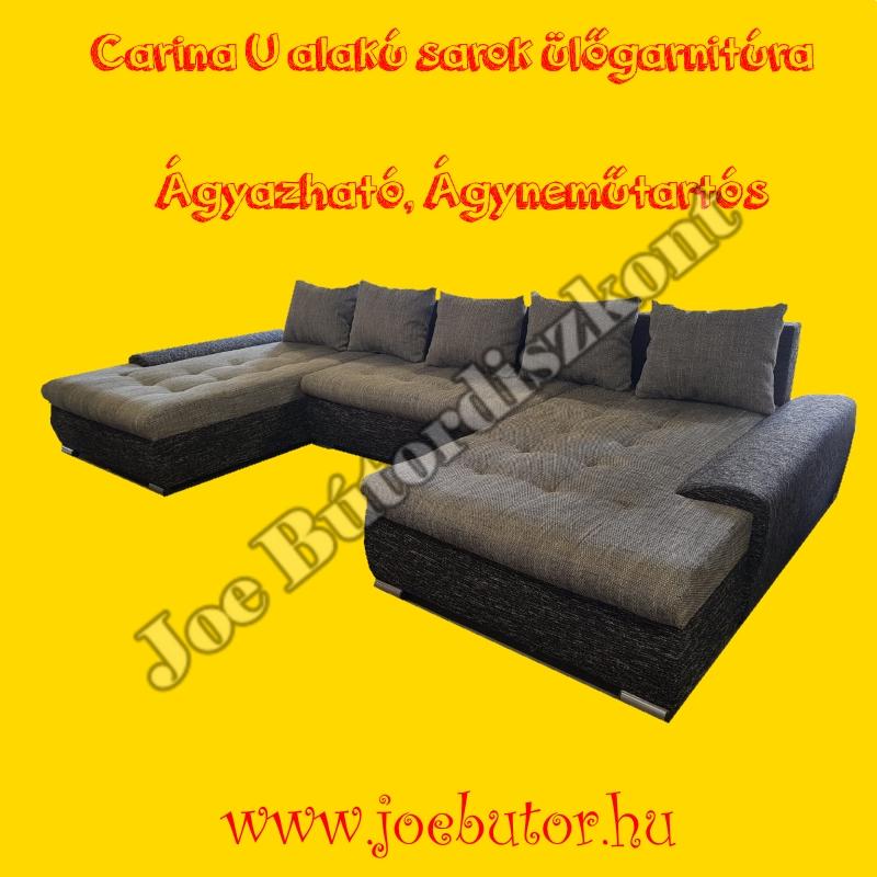 Carina U XL sarok ülőgarnitúra