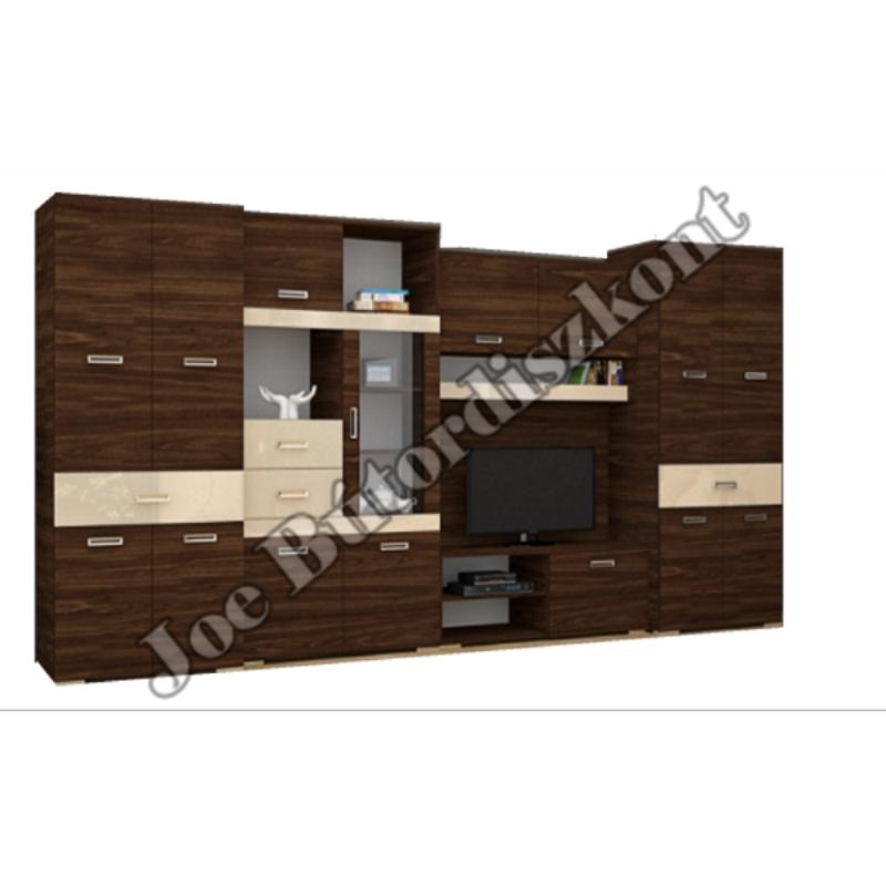 Corfu szekrénysor 380cm