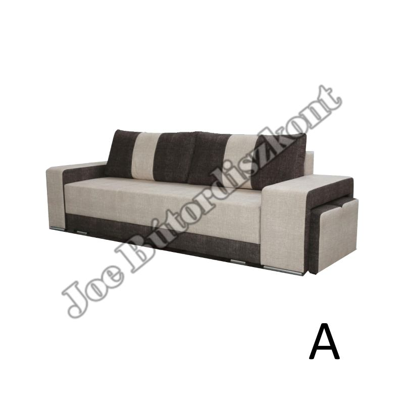 Alka kanapé + 2db puff