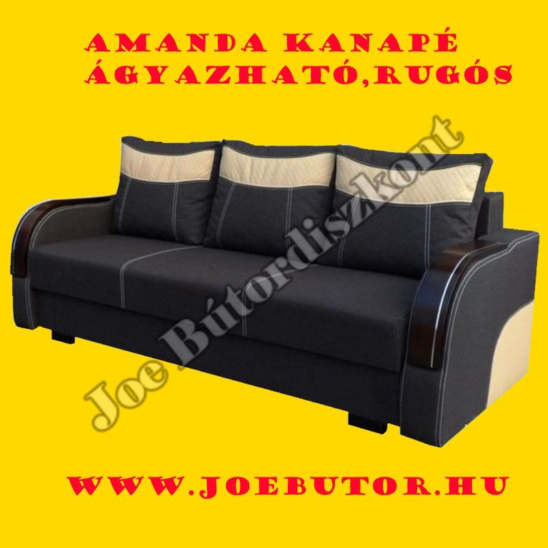 City Life kanapé