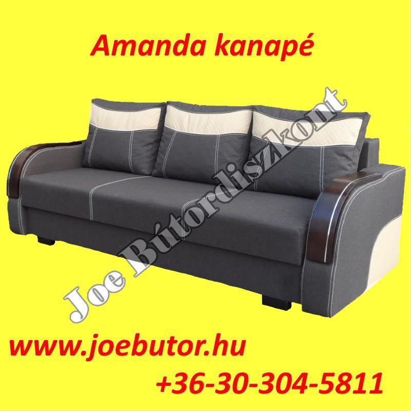 Amanda kanapé