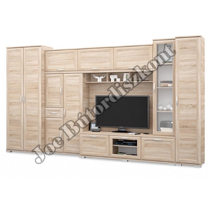 Corfu szekrénysor 300cm