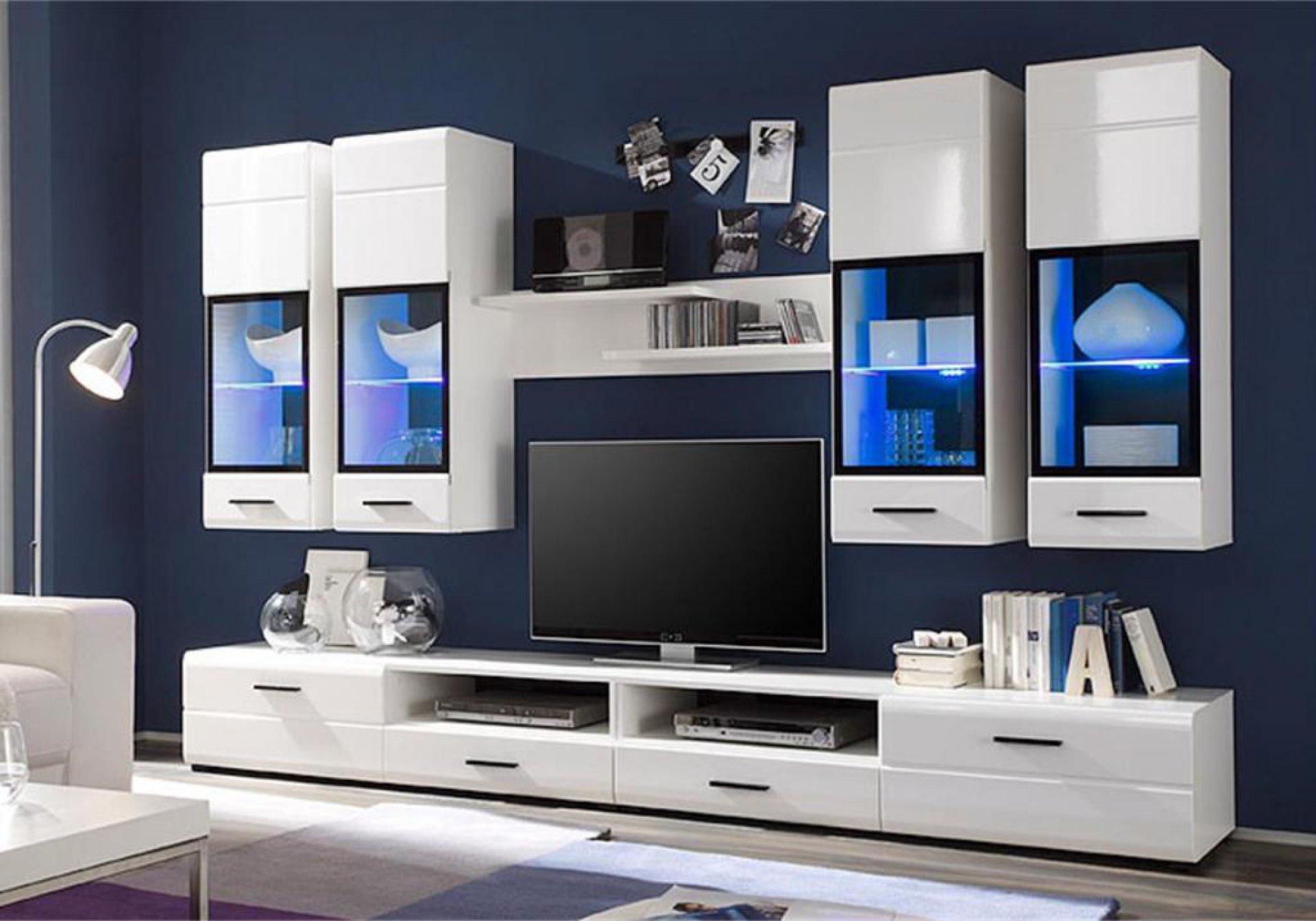 Modern szekrénysorok