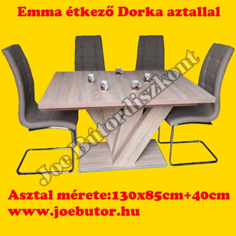 Emma 4 étkező