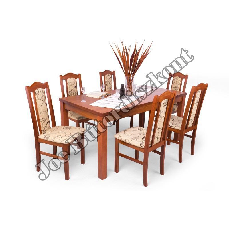 London 6 étkező Berta asztallal
