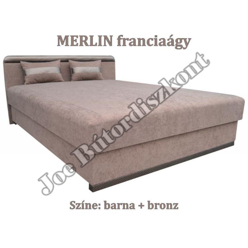 Merlin franciaágy