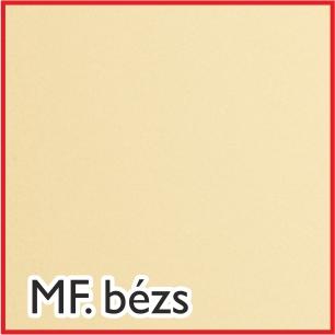 Alapáras magasfényű front színek