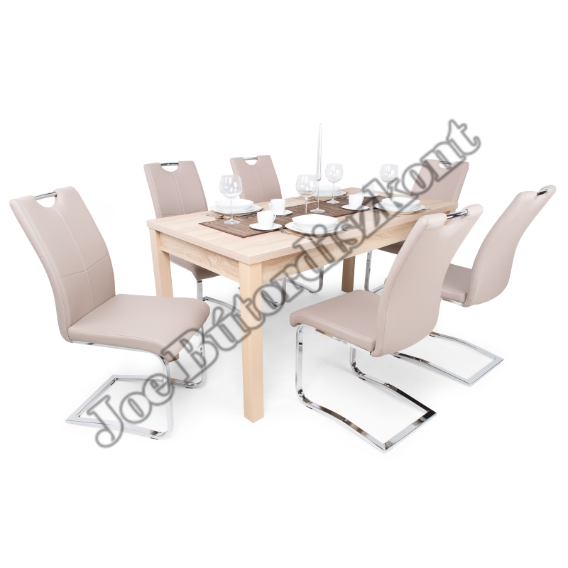Mona 6 étkező Berta asztallal