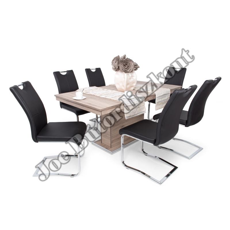 Mona 6 étkező flóra asztallal