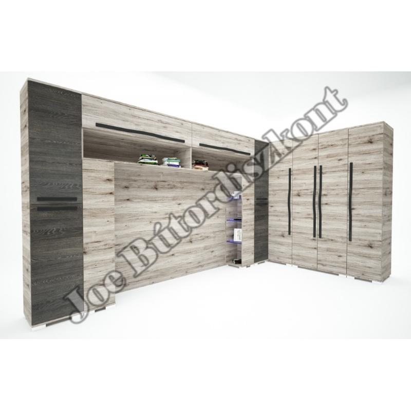 Nest áthidalós szekrénysor