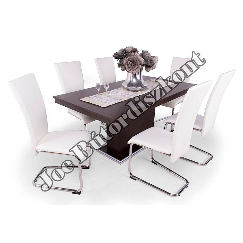 Paulo 6 étkező Flóra asztallal
