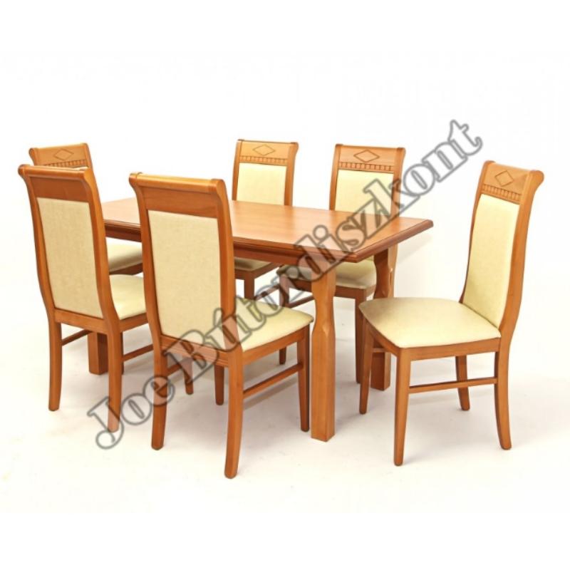 Raffaello II. étkező Raffaello asztallal