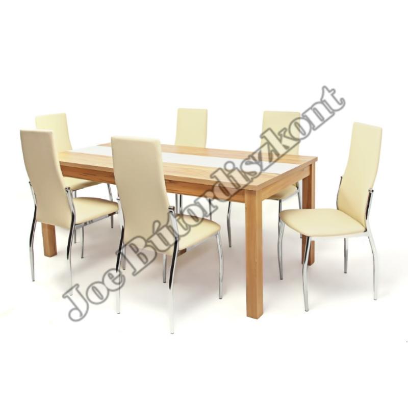 Toni 6 étkező Irish asztallal