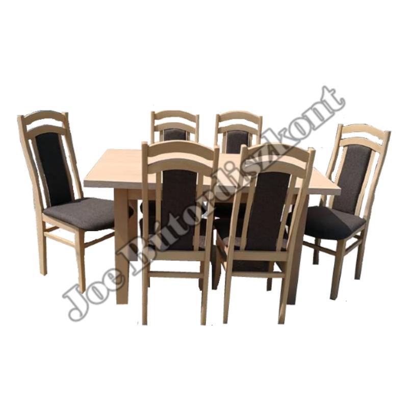 Kris 6 étkező Félix asztallal